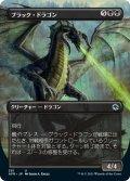 【JPN】ブラック・ドラゴン/Black Dragon[MTG_AFR_291U]