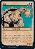 【JPN】竜亀/Dragon Turtle[MTG_AFR_307R]