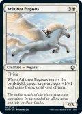 【ENG】アルボレーアのペガサス/Arborea Pegasus[MTG_AFR_002C]