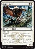 【JPN】盾皮のドラゴン/Shieldhide Dragon[MTG_DTK_037U]