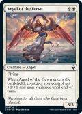 【ENG】★Foil★暁の天使/Angel of the Dawn[MTG_CMR_006C]