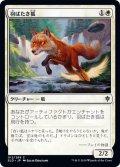 【JPN】★Foil★羽ばたき狐/Flutterfox[MTG_ELD_012C]