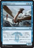 【JPN】精神掃きのドラゴン/Mindscour DragonMTG_FRF_041U]