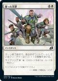 【JPN】揃った突撃/Coordinated Charge[MTG_IKO_006C]