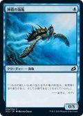 【JPN】神盾の海亀/Aegis Turtle[MTG_IKO_039C]