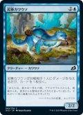 【JPN】泥棒カワウソ/Thieving Otter[MTG_IKO_069C]