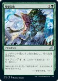【JPN】障壁突破/Barrier Breach[MTG_IKO_145U]