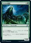 【JPN】キヅタの精霊/Ivy Elemental[MTG_IKO_161U]