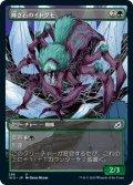 【JPN】輝き石のイトグモ/Glowstone Recluse[MTG_IKO_296U]