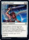 【ENG】戦乙女の剣/Valkyrie's Sword[MTG_KHM_036U]