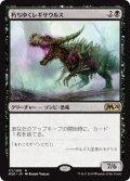 【JPN】朽ちゆくレギサウルス/Rotting Regisaur[MTG_M20_111R]