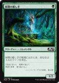 【JPN】林間の癒し手/Healer of the Glade[MTG_M20_176C]