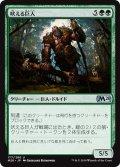 【JPN】吠える巨人/Howling Giant[MTG_M20_177U]