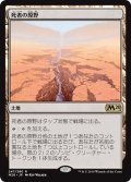 【JPN】死者の原野/Field of the Dead[MTG_M20_247R]