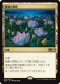 【JPN】睡蓮の原野/Lotus Field[MTG_M20_249R]