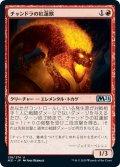 【JPN】チャンドラの紅蓮獣/Chandra's Pyreling[MTG_M21_138U]