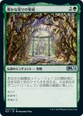 【JPN】豊かな実りの聖域/Sanctum of Fruitful Harvest[MTG_M21_203U]