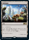 【JPN】鳥獣保護区/Animal Sanctuary[MTG_M21_242R]