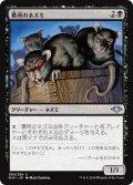 【JPN】墓所のネズミ/Crypt Rats[MTG_MH1_084U]