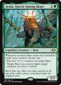 【ENG】熊の女王、アイユーラ/Ayula, Queen Among Bears[MTG_MH1_155R]