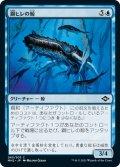 【JPN】鋼ヒレの鯨/Steelfin Whale[MTG_MH2_065C]
