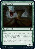 【JPN】宝石眼のコブラ/Jewel-Eyed Cobra[MTG_MH2_168C]