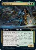 【JPN】獅子のカルス/Carth the Lion[MTG_MH2_464R]