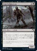 【JPN】引きずり足のゾンビ/Hobbling Zombie[MTG_MID_106C]