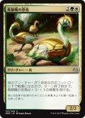 【JPN】青銅嘴の恐鳥/Bronzebeak Moa[MTG_MM3_152U]