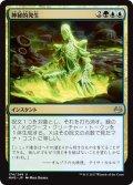 【JPN】神秘的発生/Mystic Genesis[MTG_MM3_174U]