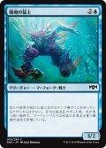【JPN】珊瑚の猛士/Coral Commando[MTG_RNA_036C]