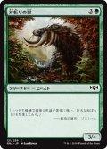 【JPN】斧折りの獣/Axebane Beast[MTG_RNA_121C]
