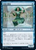 【JPN】対称の賢者/Symmetry Sage[MTG_STX_056U]