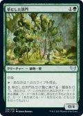 【JPN】草むした拱門/Overgrown Arch[MTG_STX_139U]