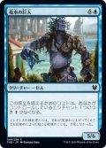 【JPN】★Foil★塩水の巨人/Brine Giant[MTG_THB_044C]