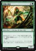 【JPN】深根の勇者/Deeproot Champion[XLN_185R]