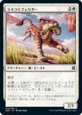 【JPN】うろつくフェリダー/Prowling Felidar[MTG_ZNR_034C]