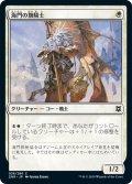 【JPN】海門の旗騎士/Sea Gate Banneret[MTG_ZNR_036C]